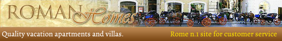 Rome vacation rentals services