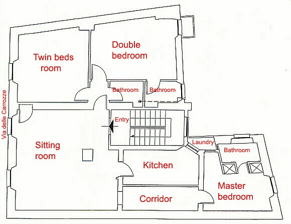 apartment plans. Apartment floor plan