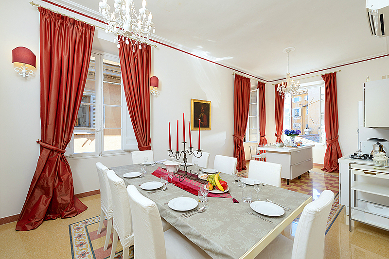 The Ample Elegant Most Functional Dining Room