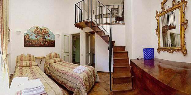 Rome Jewish quarter, elegant three bedroom apartment with ...