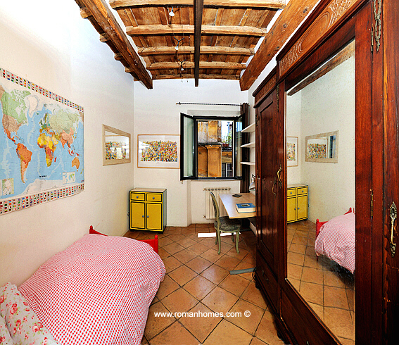 The First Single Room Of Rome Navona Square Elegant Four