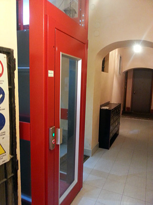Rome Trastevere Bright Quiet Two Bedroom Apartment With