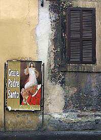 romeo santo padre rome - photo#32