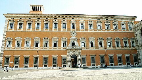 Rome Lateran Palace
